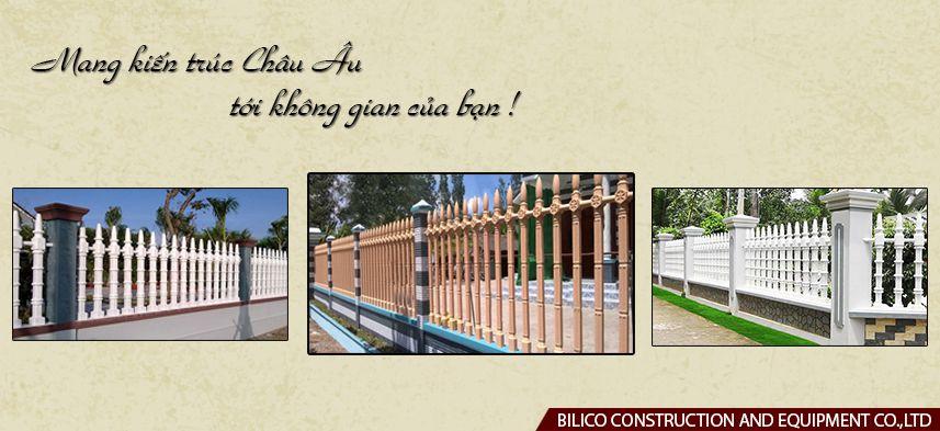 Mẫu hàng rào đẹp nhất