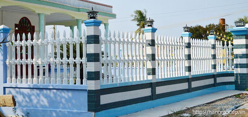 Hàng rào vệ binh ly tâm 2 lỗ