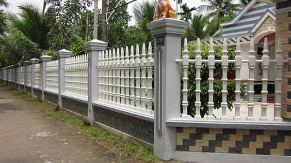 Xin giấy phép xây dựng hàng rào
