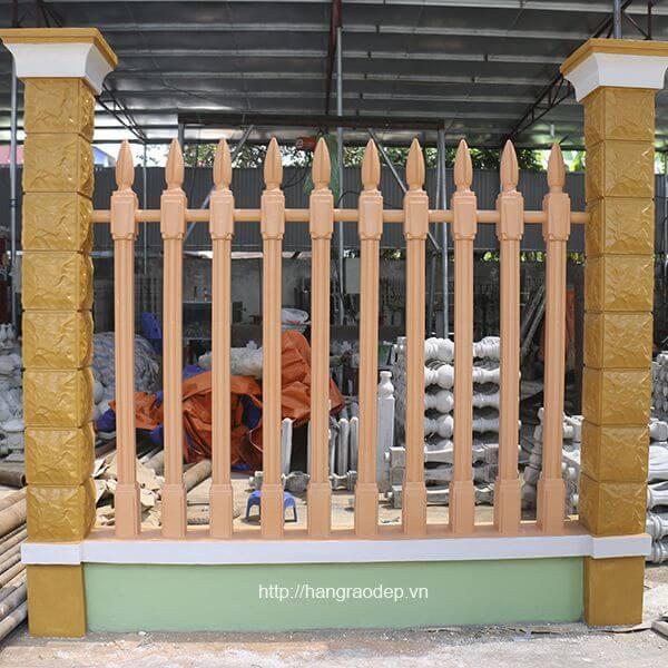 Hàng rào bê tông vệ sỹ