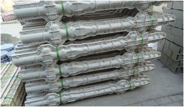 Khuôn hàng rào công tước được làm từ nhựa nguyên sinh cao cấp