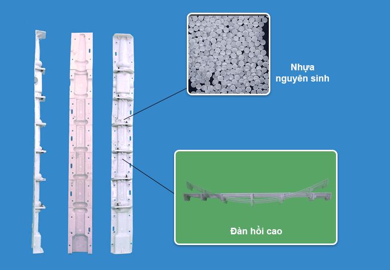 đặc điểm của khuôn hàng rào trụ tháp